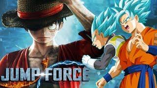 Download Lagu Vegeta And Goku Play Jump Force [BETA] Gratis STAFABAND