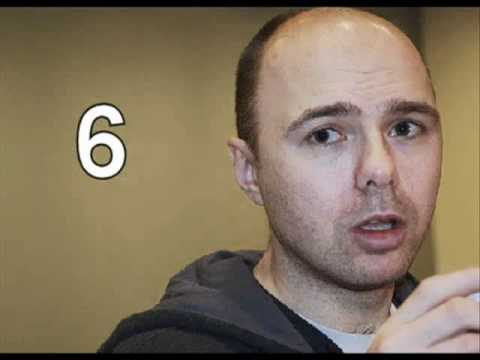 Top 10 Funniest/Stupid Things Karl Pilkington Has Ever Said