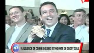 Acto de Asuncin Tadeo Garca Zalazar en Godoy Cruz / Canal 7 Mendoza