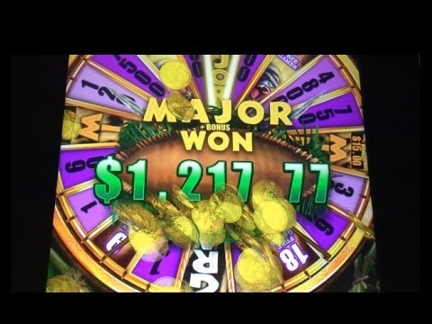 TARZAN slot machine JACKPOT WIN!!!