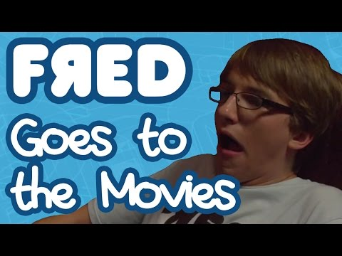 Fred Goes To The Movies! video