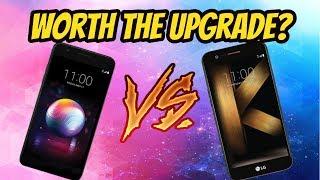 LG k30 REVIEW Vs K20 Metro PCS by T-Mobile/Boost/Cricket)