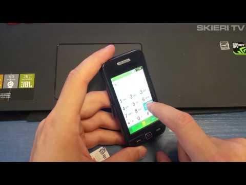 Original samsung s5230 hello kitty mobile phone unlocked