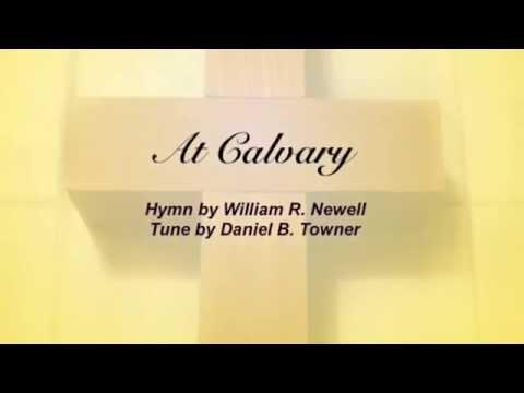 Hymnal - At Calvary