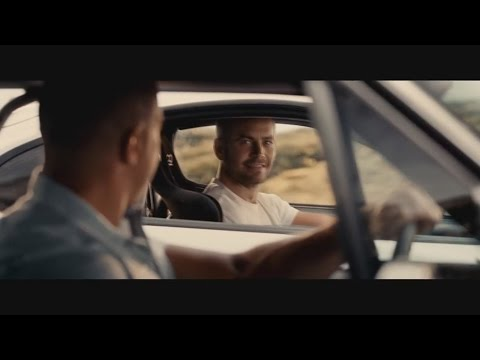 Official Paul Walker Tribute Fast and Furious 7