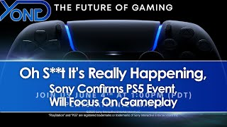 Sony Confirms PS5 Event, Will Focus On Gameplay
