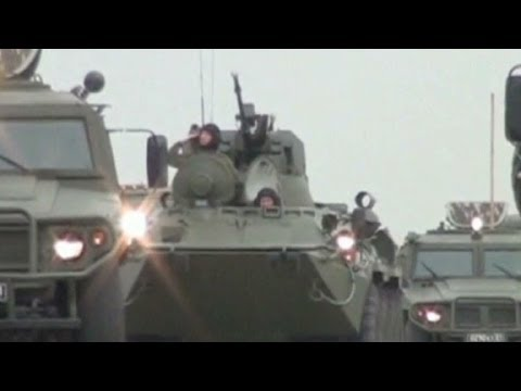 US troops touch down in eastern Europe