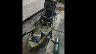 Must see!! Budget Super kayak Lifetime Tamarack angler