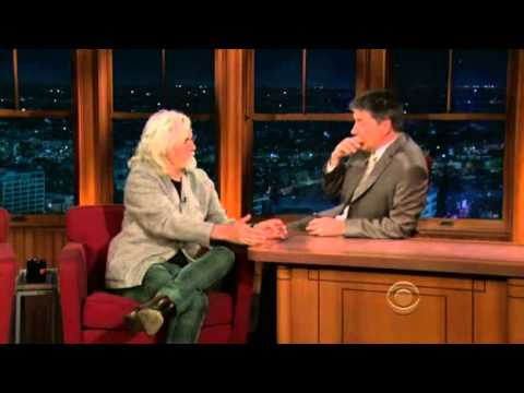 Late Late Show with Craig Ferguson 11/2/2009 Billy Connolly, George Eads, Jack Ingram