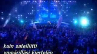 Eurovision winner 2010 (Germany) Lena - Satellite