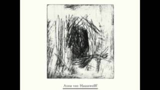 Watch Anna Von Hausswolff Lost At Sea video