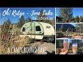 Oh! Ridge ~ June Lake, California ~ A Campground Favorite!