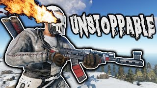 UNSTOPPABLE WILL OF 8000 HOUR SOLO! (Rust Solo)