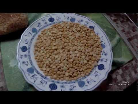 Быстрое приготовление гороха(сохраняем белок)