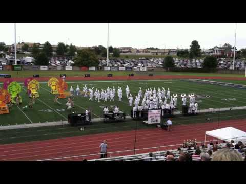 Calloway County High School Band (Festival of Champions) - October 12, 2013