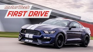 2019 Ford Mustang Shelby GT350 | MotorWeek First Drive