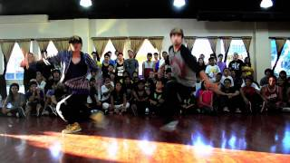 "Mann - Buzzin (Feel like money) - choreography by Di ""Moon"" Zhang and Ryan ""Feng"""