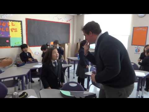 British School of Ulaanbaatar Recruitment Video - 2014 / 2015