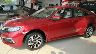 Honda Civic 10th Generation 2019 India | Priced 17 to 22 Lack Ex showroom | All Features Explained