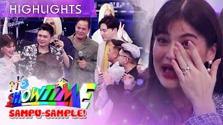Anne reveals her pregnancy to It's Showtime family | It's Showtime