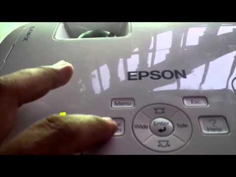 Conectar cañón proyector via USB en Windows