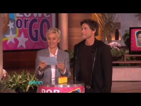 Rob Lowe or Go!