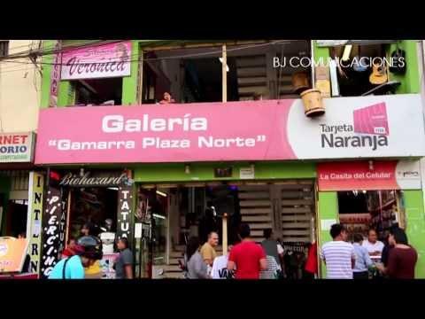 Gamarra Plaza Norte