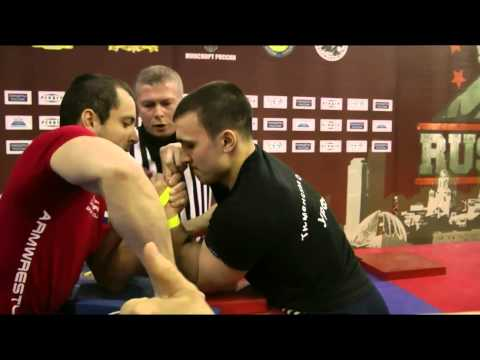 Igor TOGOEV vs Zaur SAITOV (cat 75kg, left hand,RUS_NATIONAlS 2015)