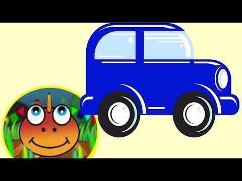 Развивающий мультфильм для детей. Учим Цвета. Рыбка Малыш все серии Подряд