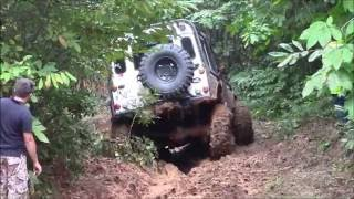Land Rover Defenders  EXTREME DEFENDERS V8-TDI-TD5