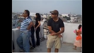 Hyderabad Old City Style Kite Flying