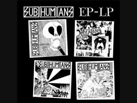 Subhumans - Germ