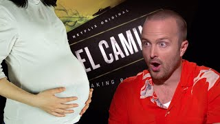 Aaron Paul Delivers Surprise Announcement while Promoting El Camino