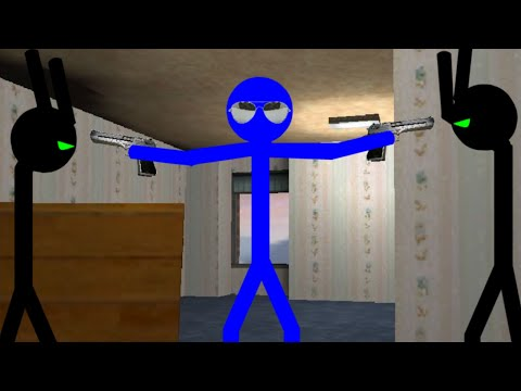 Counter-Strike - The Animated Movie - Episode 5 - CS_Estate - A Stickman Flash Animation