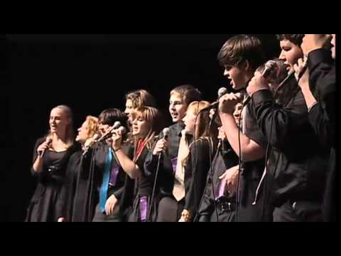 Berklee HSJF 2011 Class 1 Vocal Ensemble Winner -- Plymouth South High School.mov