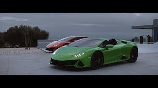 Huracán EVO Spyder: Every Day Amplified