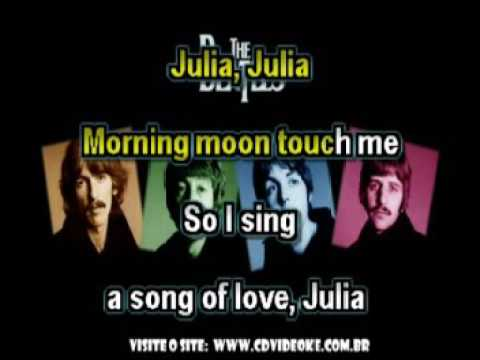 Beatles, The   Julia