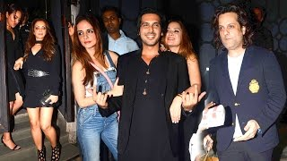 Fardeen Khan's GRAND Birthday Party 2017 For Bollywood Celebs Full Video HD