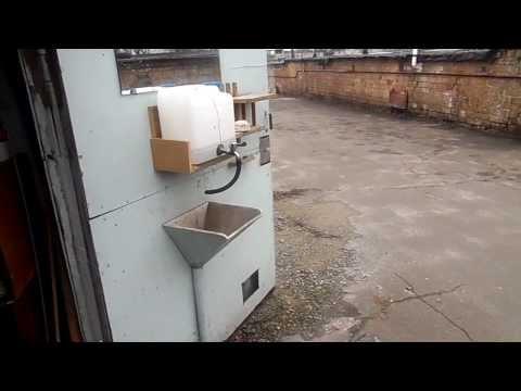 Рукомойник из электрочайника