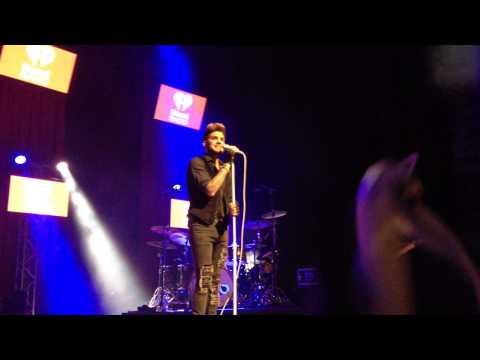 There I Said It | Adam Lambert iHeart Radio Civic Theatre NZ 2015