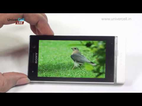 Sony Xperia U - UniverCell The Mobileexpert Reviews