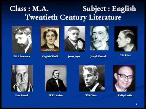 20th century literature Modernism the modernist period in english literature occupied the years from shortly after the beginning of the twentieth century through roughly 1965.