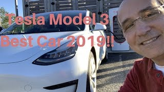 Tesla Model 3 Review Best Car 2019