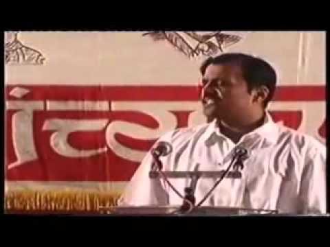Swami Vivekananda From Aapan Tyanchya Saman Vhave By Shri. Avinash Dharmadhikari Sir video