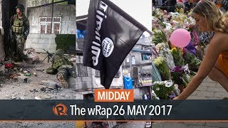 Marawi clash, ISIS in Philippines, Manchester attacks | Midday wRap