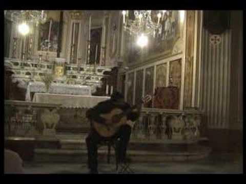 WWW.FLAVIOSALA.COM - Flavio Sala plays Fuga BWV 998 JSBach