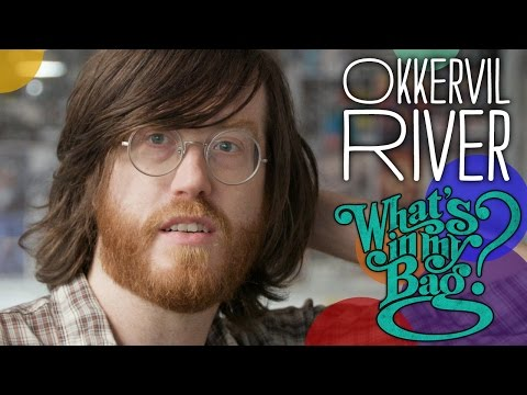 Okkervil River - What's in My Bag?