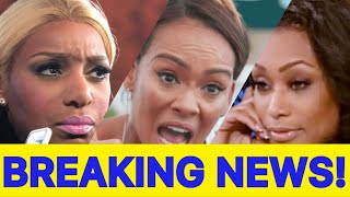 DRAMA! NENE LEAKES New #RHOA Contract, Tami Roman, Evelyn Lozada, Jackie Christie Drama Revealed!
