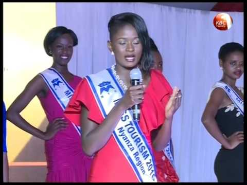 Rabella Wendy Omollo from Homa Bay is Miss Tourism 2016