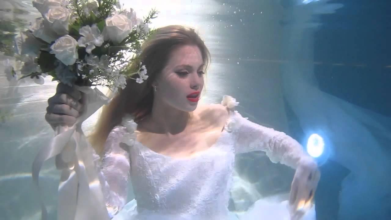 Underwater Fashion Shoot Underwater Shoot Bridal